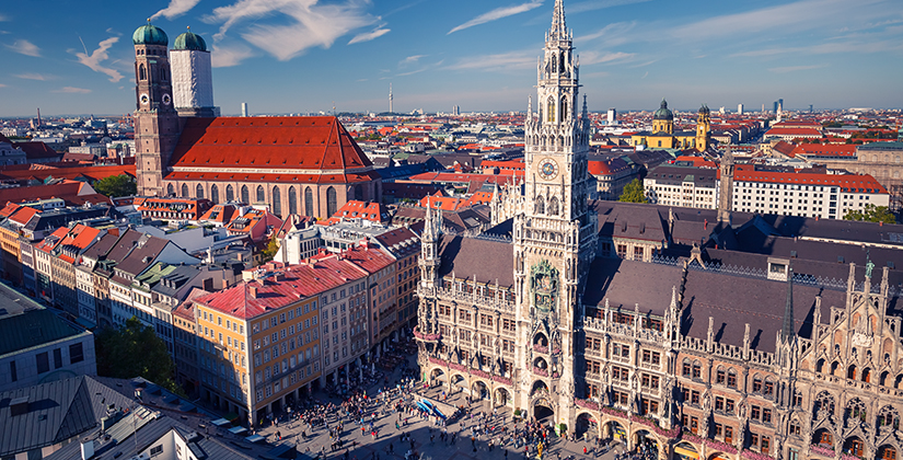 Munich and the Castles of Bavaria