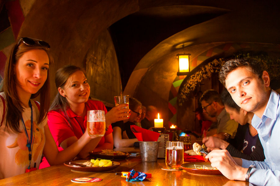 Prague Tour All Inclusive with lunch